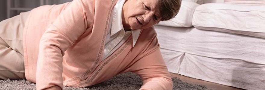 alarme pour personne âgée